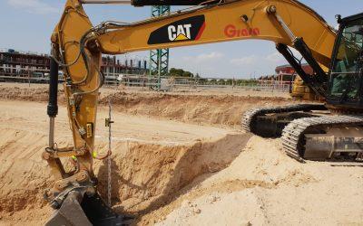 La importancia de la Topografía para Excavaciones Grasa.
