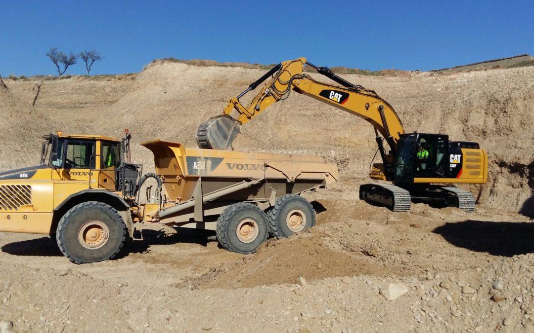 La tecnología en maquinaria revolucionan el movimiento de tierras