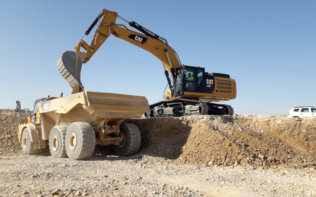 Los tipos de suelo que se pueden encontrar antes de iniciar una obra