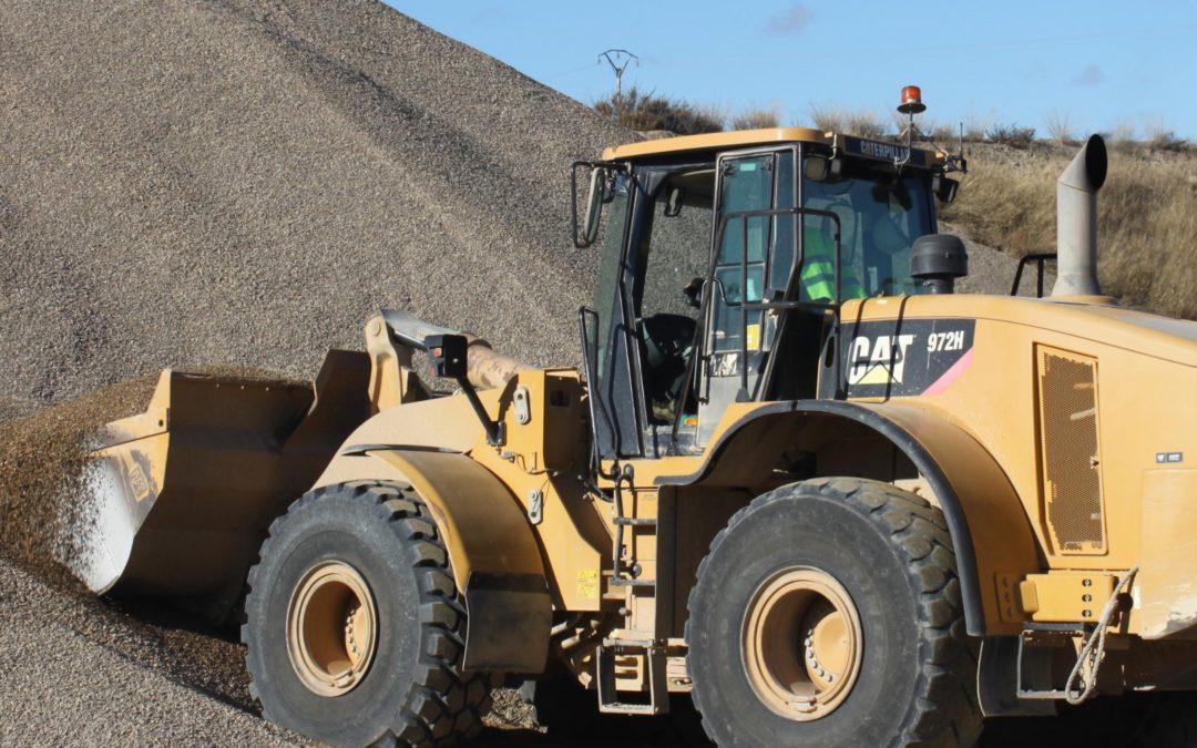 Excavaciones Grasa: Suministro de Áridos