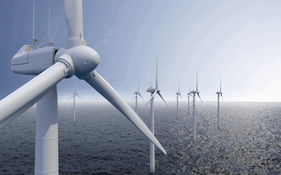 Cimentación de los parques eólicos marinos