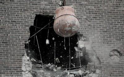 Procesos de demolición: conoce en qué consiste