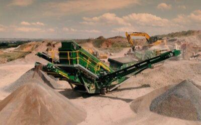 El suministro de áridos:solución para reciclar los recursos del suelo no renovable