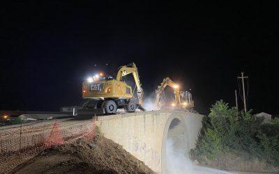 La particularidad del movimiento de tierras en obras hidráulicas